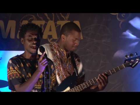 Swahili Ally - Kizigo live at Coffee House Sessions by Grace Matata