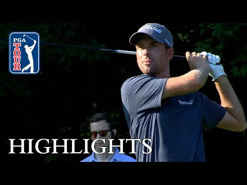 Webb Simpson extended highlights | Round 1 | Wyndham