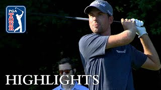 Webb Simpson extended highlights | Round 1 | Wyndham