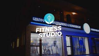 Content Hub - Angelos Angelou: Fitness Studio