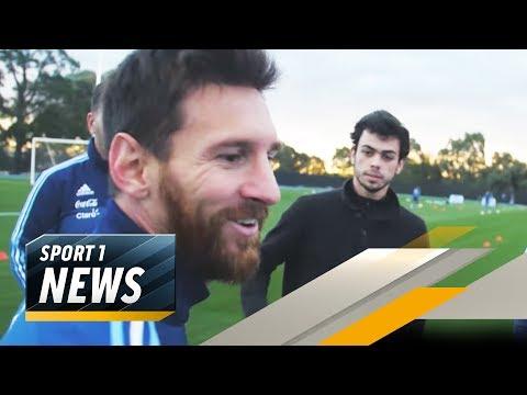 Lionel Messi: Haftstrafe wegen Steuerhinterziehung wird umgewandelt | SPORT1 - Der Tag