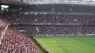 Clapping OGC Nice - Valenciennes HD (Inauguration du nouveau Stade l'Allianz Riviera)