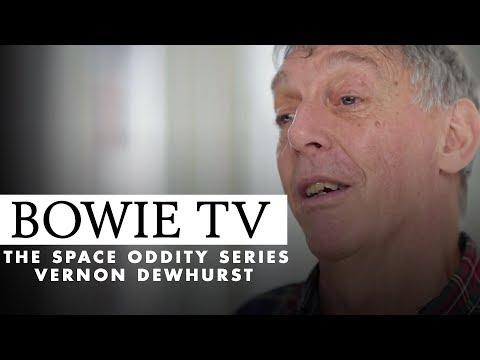 Bowie TV: Vernon Dewhurst on David Bowie in 1969