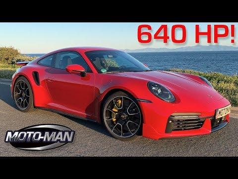 The 640 HP 2021 Porsche 911 Turbo S (992) TECH REVIEW