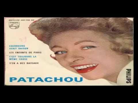 La chanteuse Patachou est morte