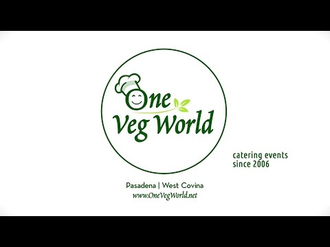 One Veg World Catering Events.