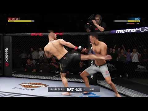 UFC 3 EASTER EGG: Nate Diaz's Titanium Chin! :O