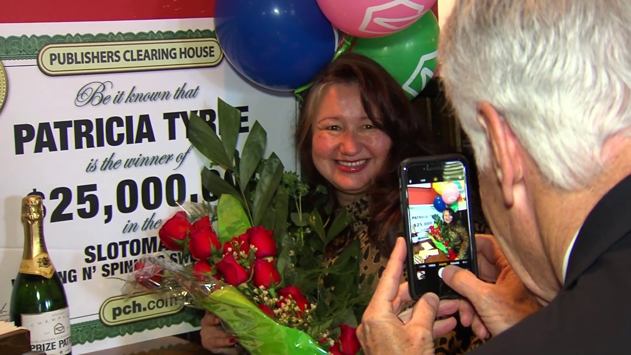 Publishers Clearing House Winners: Patricia Tyree From Sherwood, AZ Wins  $10,000