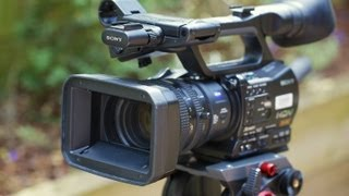 sony hvr z7p video camera an overview