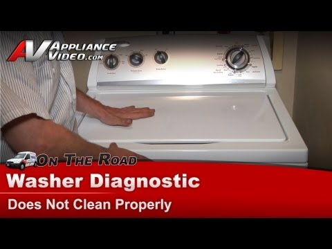 how to fix noise in frigidaire top load washer