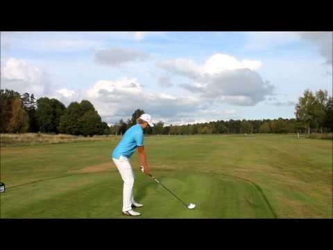 Anton Persson - Class of 2014 - College Golf Recruiting Video