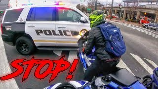 Cops Vs Bikers 2019