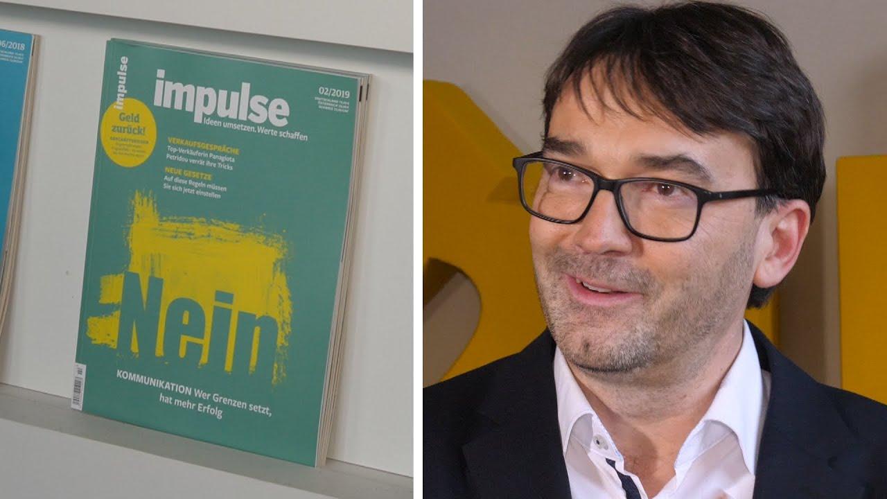 """Ende der Reichweiten-Vermarktung: Nikolaus Förster macht """"Impulse"""" zum Abo-Only-Magazin."""