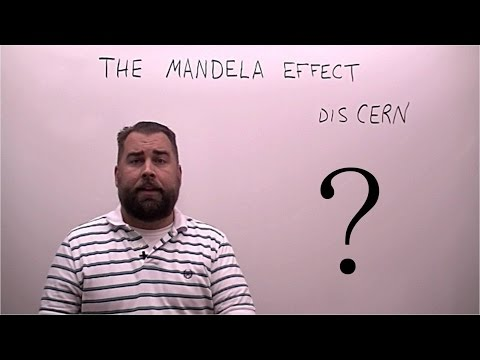 The Mandela Effect: What the Bible Says About it