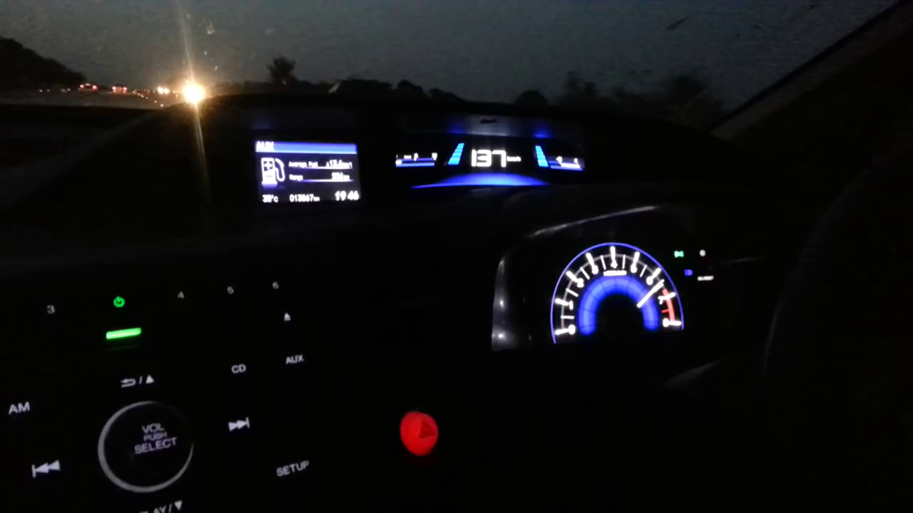 Exceptional Honda Civic Top Speed Pakistan Motorway.