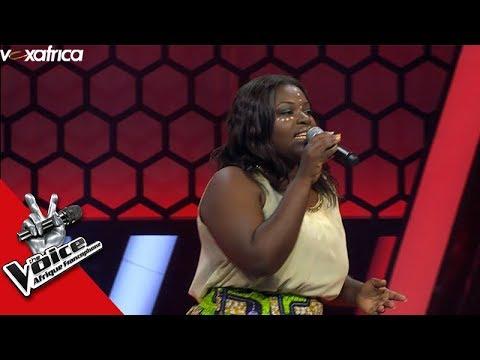 Manou ' Icolé ' Oliver N'goma Audition à l'aveugle The Voice Afrique francophone 2017