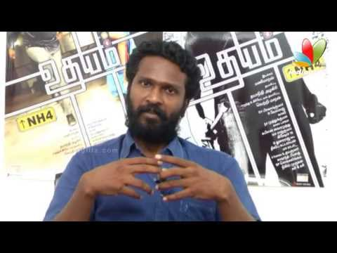 Udhayam NH4 Team Speaks with IG | Interview | Vetrimaaran, Siddarth, GV Prakash | Tamil Movie