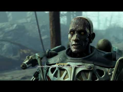 Fallout 4: Far Harbor part 3. Exploring the Hotel