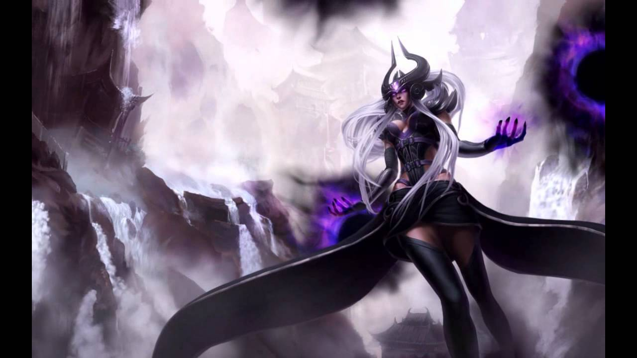 league of legends syndra nackt