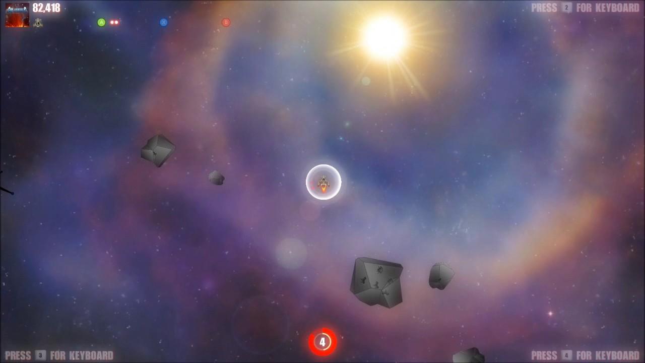 Solaroids: prologue for macbeth