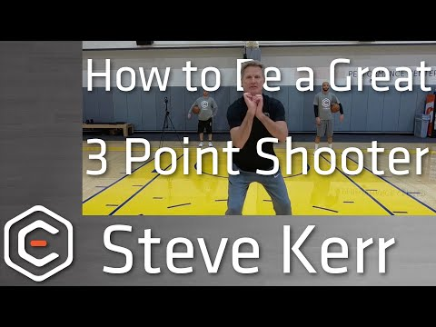 Steve Kerr teaches