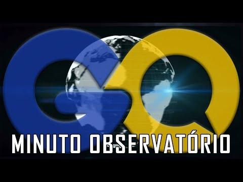 Minuto Observatório - Cinema 08-11-18