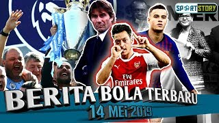 Countinho Gantikan Hazard - Conte Menuju Inter Milan   Berita Bola Terbaru Hari Ini