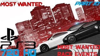 Need for Speed Most Wanted 2012 (PS3) - Part 10 [Most Wanted Race Events]