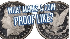 WHAT MAKES A COIN PROOF-LIKE?
