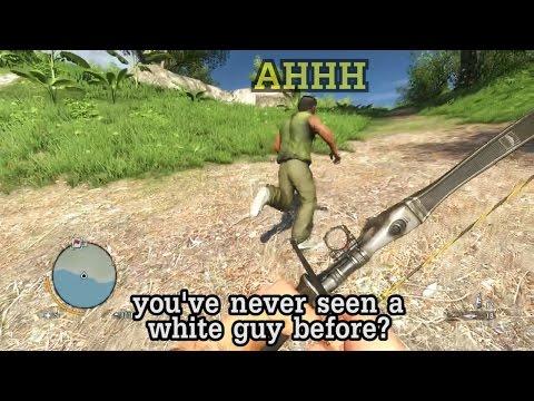 Random Far Cry 3 Bullshittery