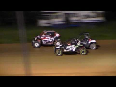Dog Hollow Speedway - 6/3/16 UTV Exhibition Race