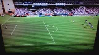 FIFA 09 (PS2) Be A Pro- Offsides & Corners