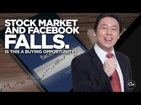 Stock Market and Facebook Falls. Is This a Buying Opportunity? by Adam Khoo
