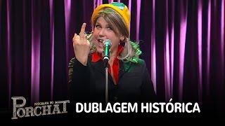 Histórico: Xuxa dubla canções de Eliana e Angélica