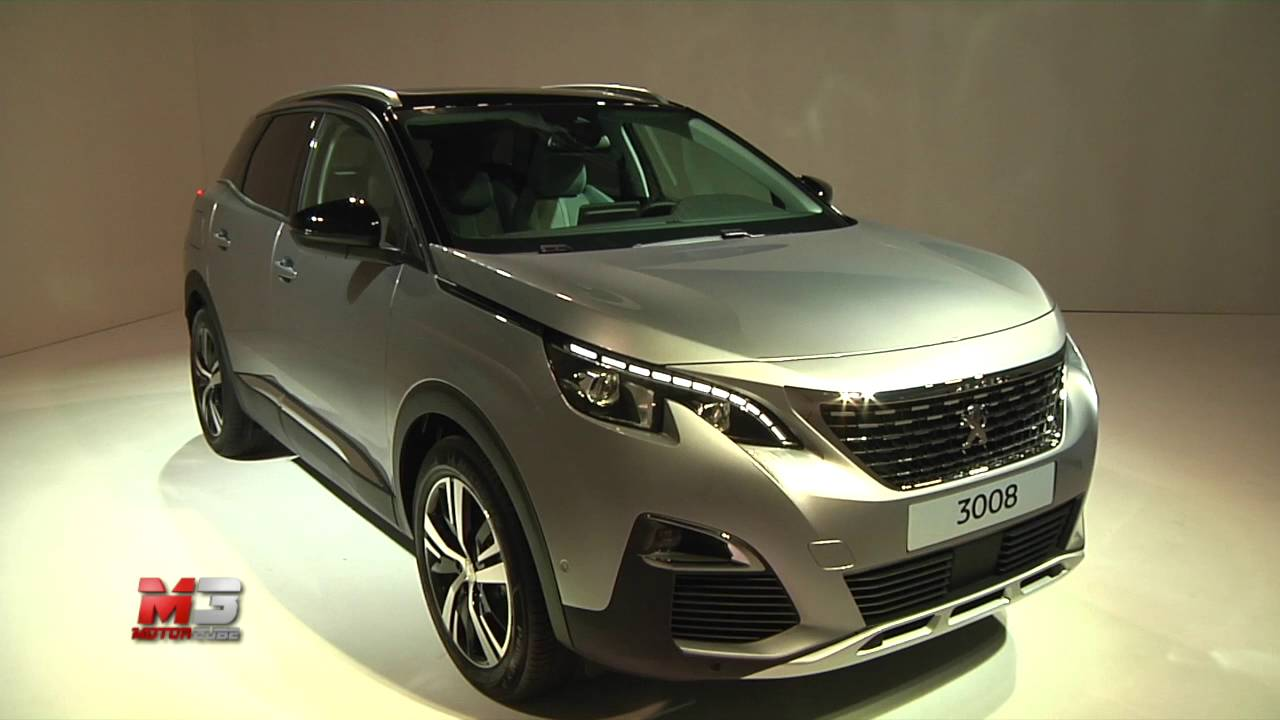 New Peugeot World Premiere Parigi Eng Ita Sub Youtube