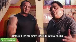 Last 7 Days Diet For Hardness Before Bodybuilding & Men