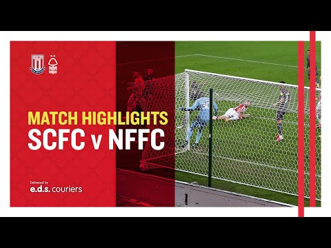 Stoke Nottingham Forest Goals And Highlights