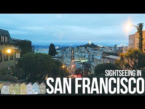 SIGHTSEEING SAN FRANCISCO!! | VLOG