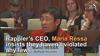 Philippines' SEC revokes Rappler's operating license