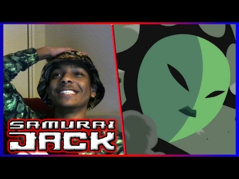 Samurai Jack Season 5 Episode 2 (XCIII) LIVE REACTION - THE HUNT IS REAL!