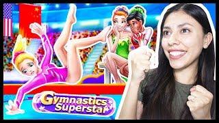 GYMNASTICS SUPERSTAR - Get A Perfect 10! (UPDATE: Balance Beam) - App Game