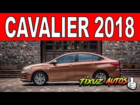 Cavalier 2018            noticias mexico gm