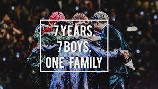 Download lagu BTS - 7 YEARS OF MEMORIES, 7 YEARS OF HISTORY