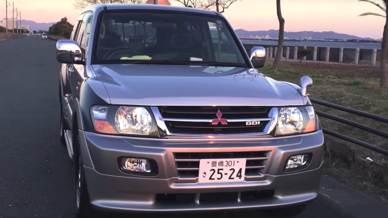 Mitsubishi Pajero Super Exceed 4x4 Adventure