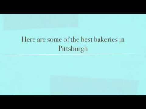Best bakeries Pittsburgh - Updated!