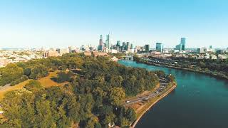 Philadelphia Media Lab | Drone Video