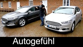 2016 Ford Mondeo/Fusion FULL REVIEW comparison 5door Titanium AWD vs Vignale estate Turnier(More Ford reviews: S-MAX: https://youtu.be/YYpAELzf-cA Galaxy: https://youtu.be/m_o9XBxp_b8 EcoSport: https://youtu.be/_-cTeN1KxzY Mustang: ..., 2015-11-16T17:30:00.000Z)