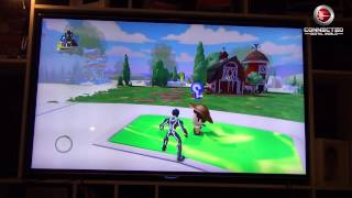 Disney Infinity 3.0 Toy Box Takeover Gameplay