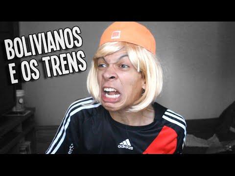 AVENTURAS BOLIVIANAS DO TRANSPORTE PÚBLICO