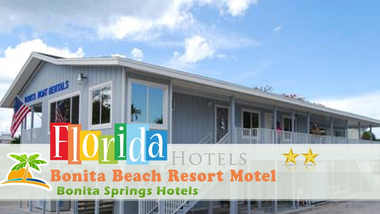 Bonita Beach Resort Motel Springs Hotels Florida